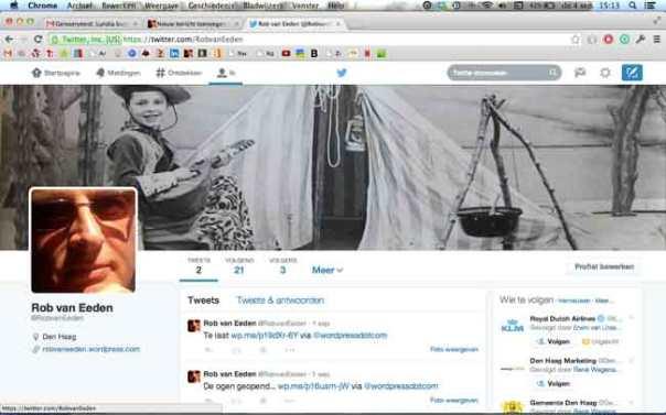 Twitter-account